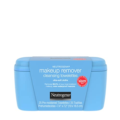 Neutrogena Makeup Remover Facial